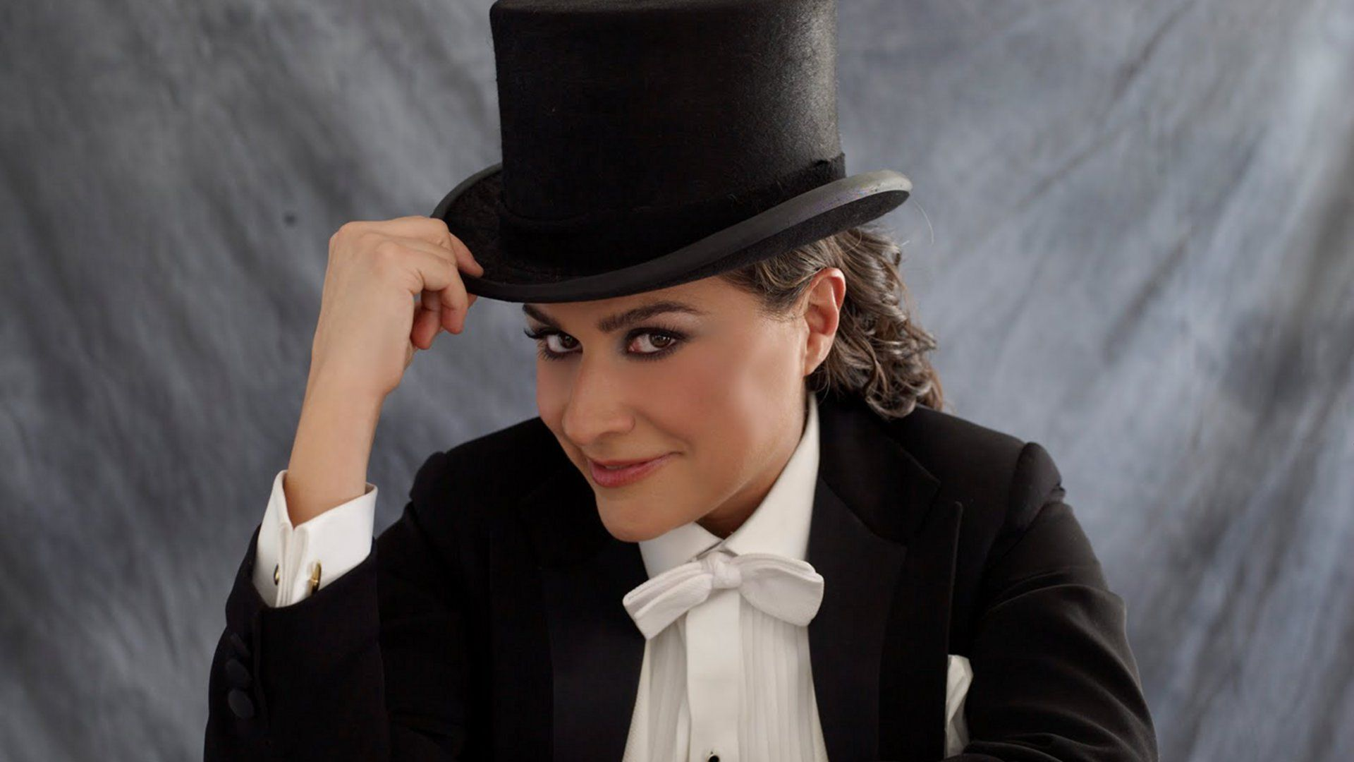 Cecilia Bartoli, de tirar a cartola
