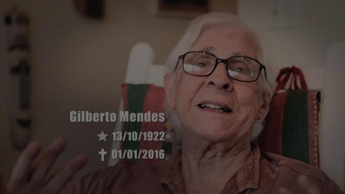 Gilberto Mendes 13/10/1922 a 01/01/2016
