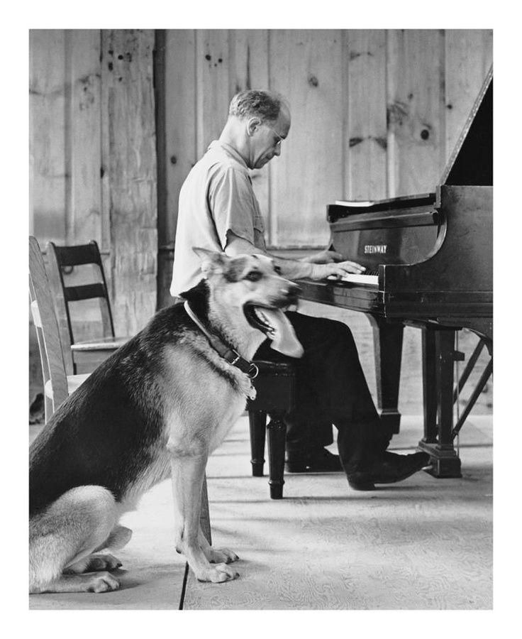 Rudolf Serkin e um apreciador