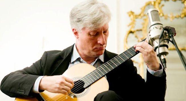 Benjamin Dwyer (1965): Concerto N° 2 para violão e orquestra