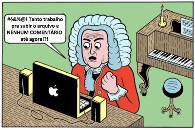 J. S. Bach (1685-1750): As 4 Suítes Orquestrais