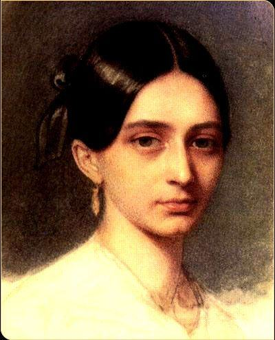 My name is Schumann, Clara Schumann