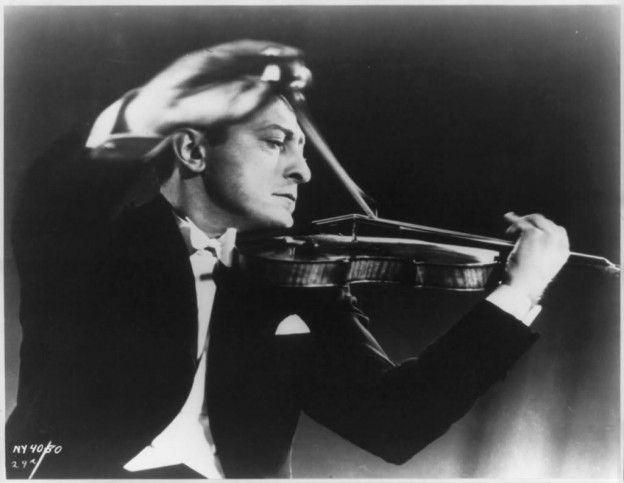 Concertos para Violino de Sibelius, Prokofiev e Glazunov com Jasha Heifetz