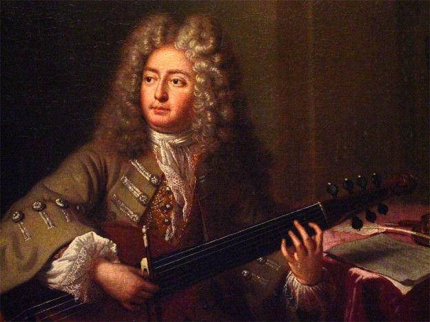 Marin Marais (1656-1728): Alcione – Suite Des Airs À Joüer (1706)