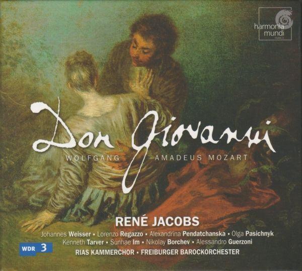 W. A. Mozart (1756-1791): Don Giovanni