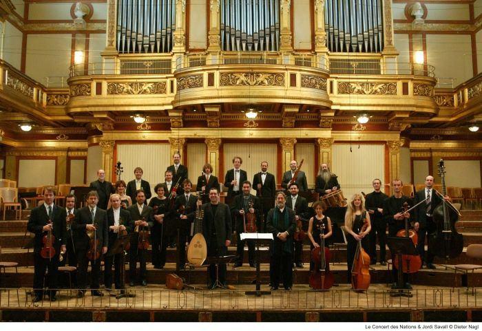 Saval e seu Le Concert de Nations: talento assombroso