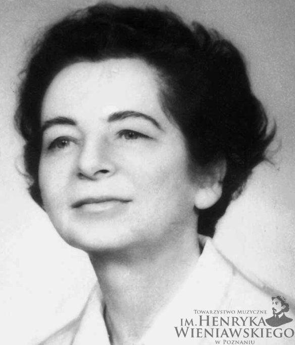 Grażyna Bacewicz (1909-1969): Concertos para Violino Nº 1, 3 e 7