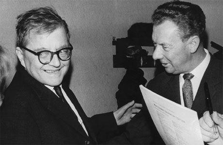 Os amigos Shosta e Britten.