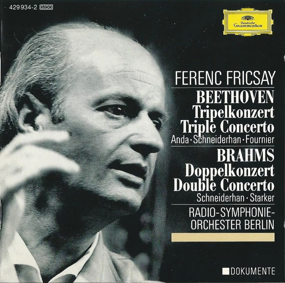 Ferenc Fricsay Front-1