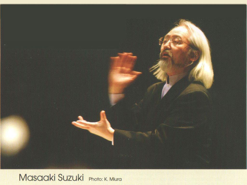 Diretamente do outro lado do globo, eis um grande especialista em Bach