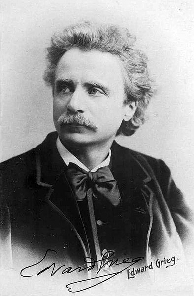 Edvard Grieg (1843-1907): Cello Sonata, String Quartet