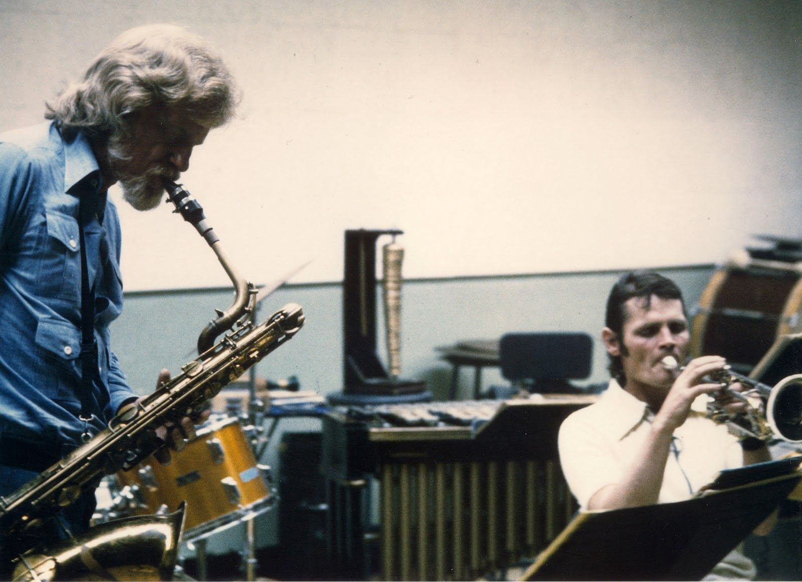 .: interlúdio :. Gerry Mulligan Quartet with Chet Baker: Portrait