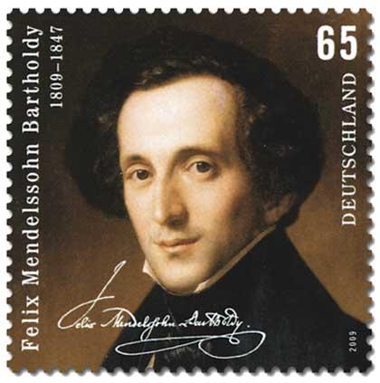 Mendelssohn selado