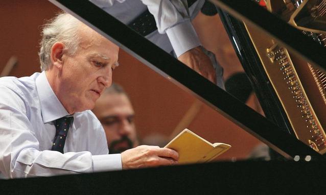 Maurizio Pollini: o maior dos pianistas do século XX.
