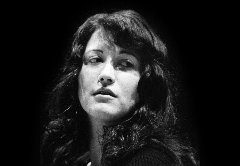 Retrato de Martita Quando Jovem, na época da gravação deste disco