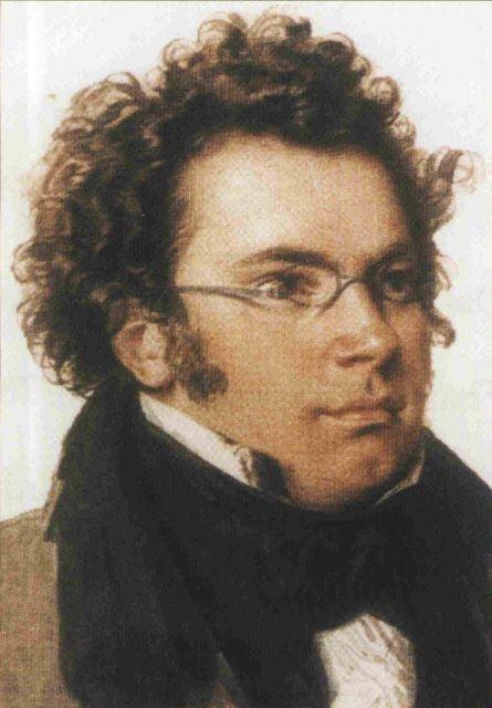 "Franz Schubert (1797-1828): Quinteto ""A Truta"" / Sonata Arpeggione / Canção (Lied) A Truta"