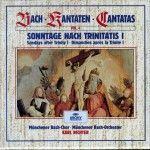 J. S. Bach. Kantaten, Vol. 4 CD 1
