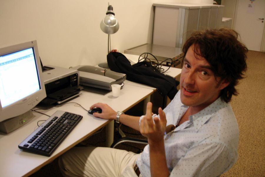 .: interlúdio :. Michiel Borstlap – Solo 2010