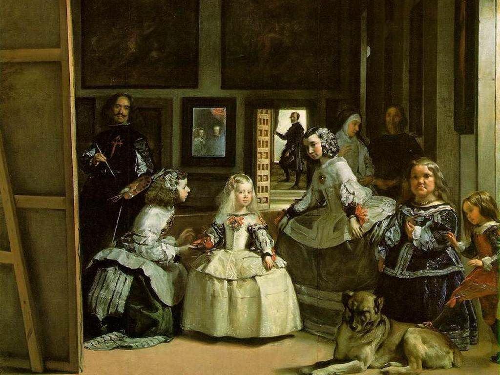 Velasquez, As Meninas, 1656