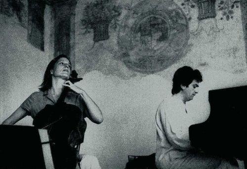 Anja Lechner e Vassilis Tsabropoulos: Grande disco!