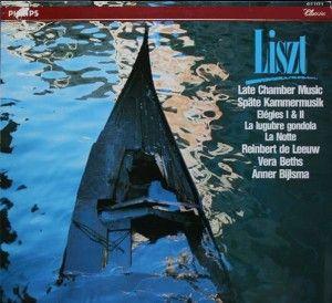 Lizst Chamber music