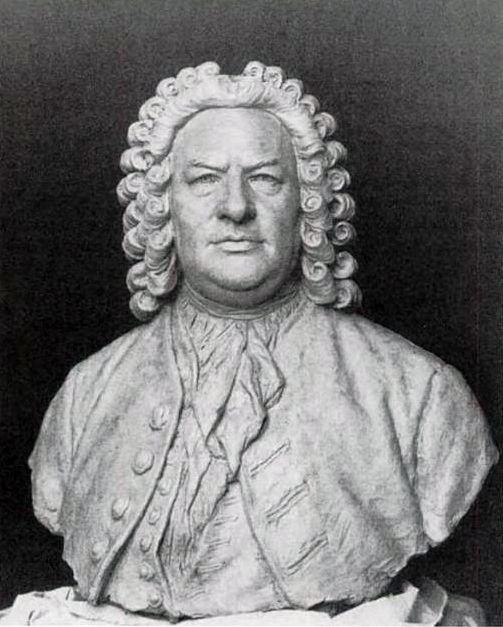 Seffner: Busto de Bach (1895)