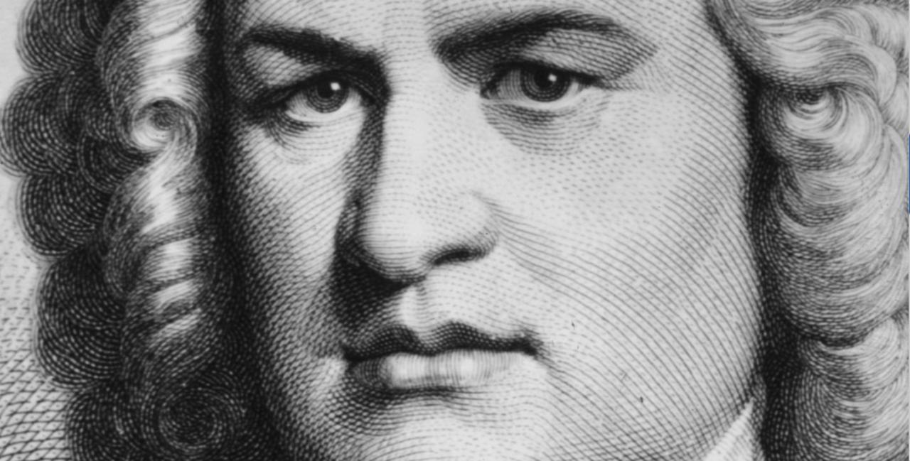 Bach fazendo-se de bad boy