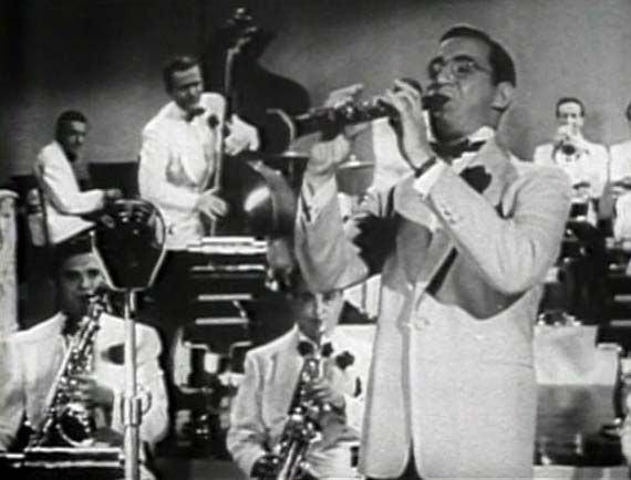 Benny Goodman e sua orquestra