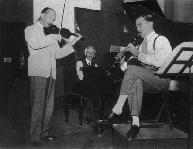 Bartók para Goodman: