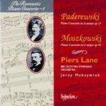 Moszkowski & Paderewski Piano Concertos - Thumb