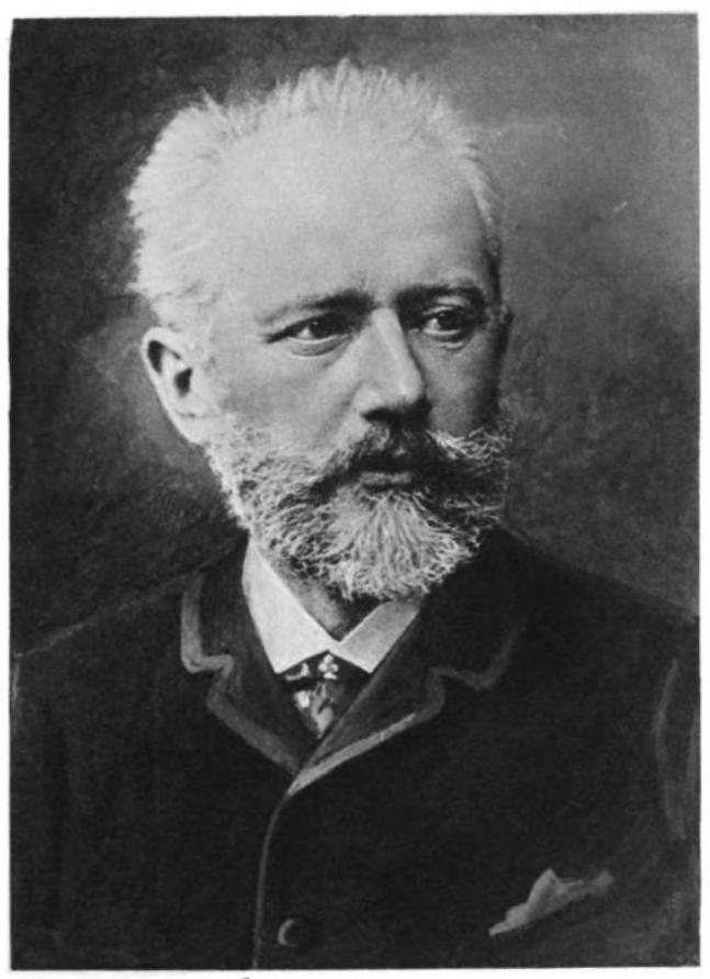 Piotr Ilitch Tchaikovsky (1840-1893): Concerto para Violino