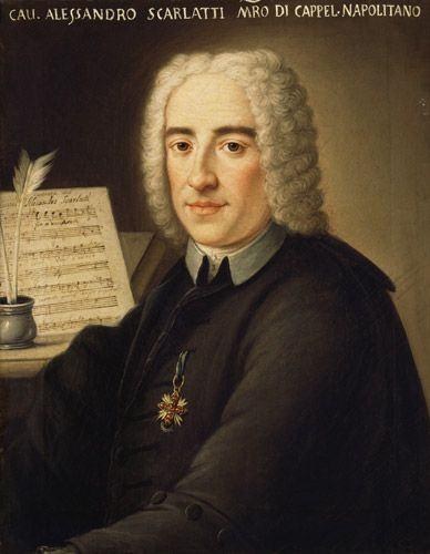 Alessandro Scarlatti (1660-1725) e Domenico Scarlatti (1685-1757): Concertos e Sinfonias