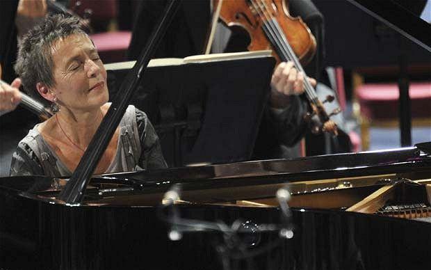 Maria João, a mulher ideal para Mozart