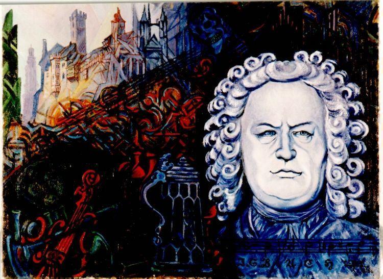 J. S. Bach (1685-1750): Bach 2000 – Caixa 6, CDs 9, 10, 11 e 12 (apenas a Paixão Segundo São João e o Oratório de Natal completo em tremendas versões)