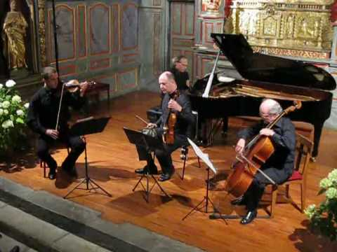 Ernest Chausson (1855-1899) / Gabriel Fauré (1845-1924): Quartetos para Piano
