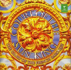 Court of the Sun King: The Glory of the French Baroque – 10 CDs