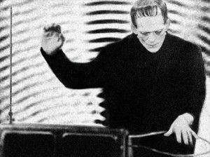 Boris theremin