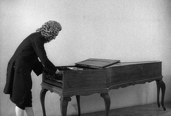 J. S. Bach (1685-1750): Bach 2000 – Caixa 9, CDs 1, 2, 3, 4 e 5 – Obras para teclado – Invenções em 2 e 3 partes, Suítes Inglesas, Suítes Francesas e outras peças