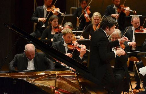 Johannes Brahms (1833-1897): The Piano Concertos (Live)
