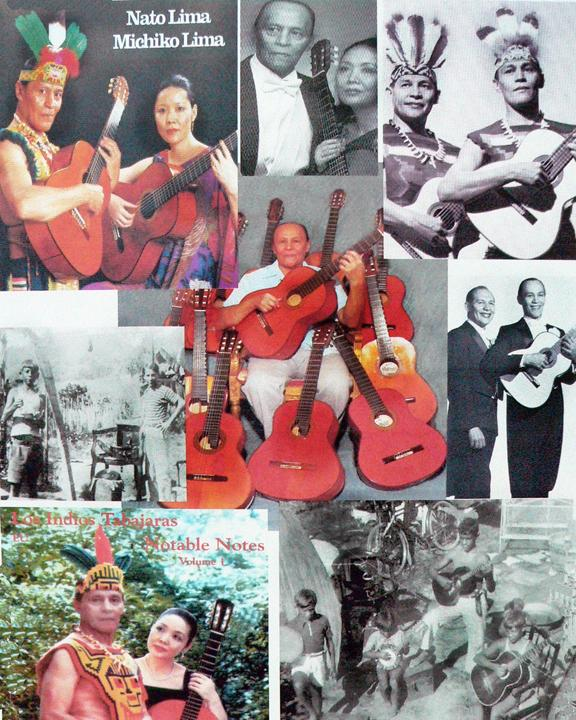 Os Índios Tabajaras – The Classical Guitars of Los Indios Tabajaras
