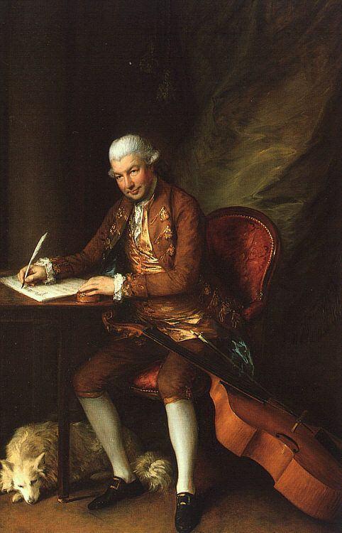 Carl Friedrich Abel (1723-1787): Concertos para Flauta