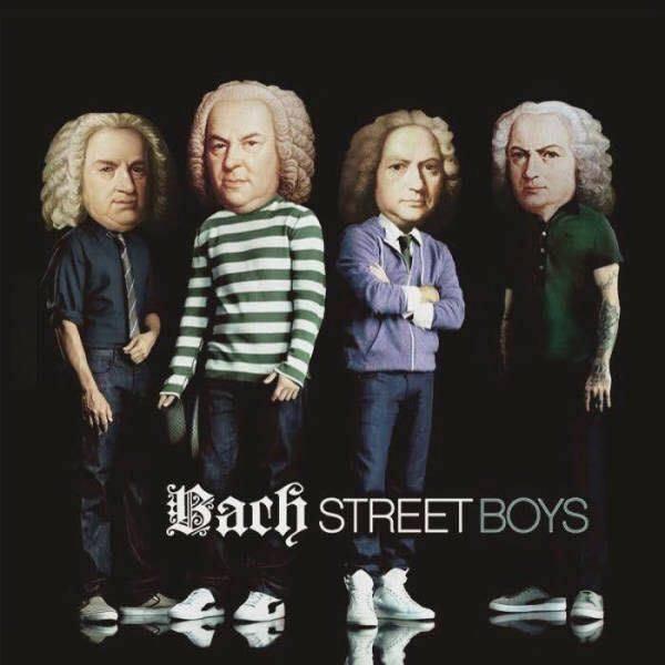 Bach Street Boys