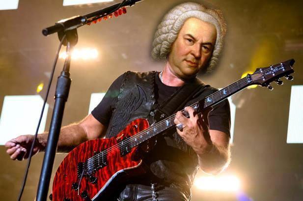 E aqui termina a Bach 2000 Tour 2014-2015