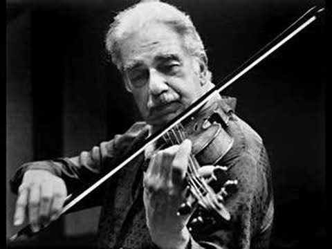 Eugène Ysaÿe (1858-1931) – Seis Sonatas para violino solo, Op. 27 – Oscar Shumsky