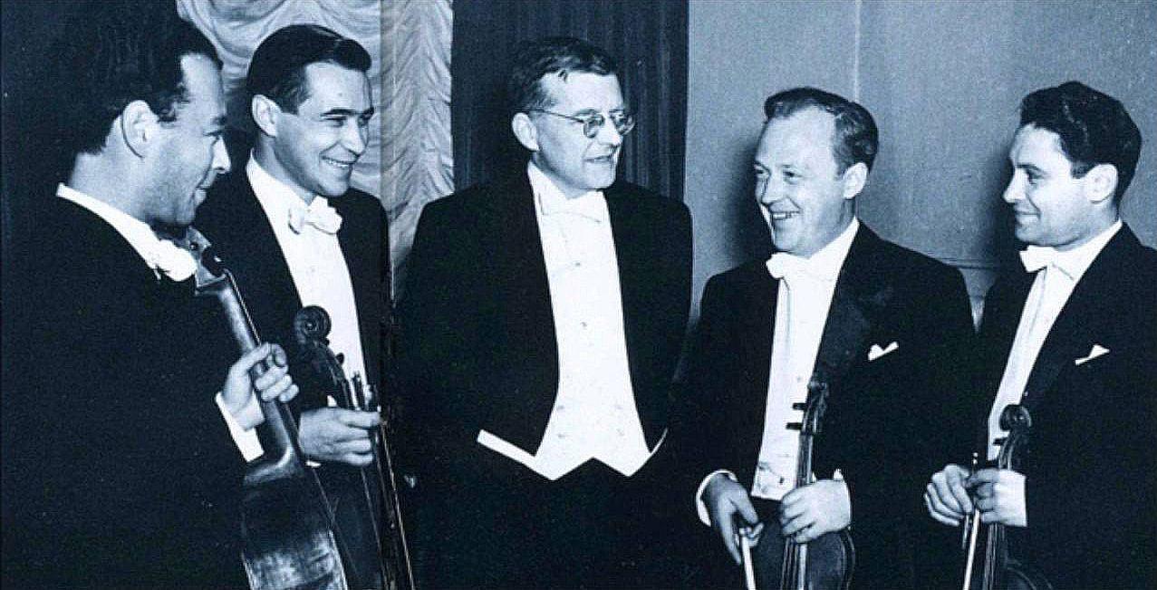 Dmitri Shostakovich (1906-1975): Os Quartetos de Cordas (Completos)