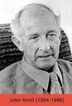 John Antill (1904-1986): Corroboree e An Outback Overture
