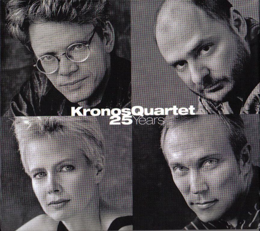John Adams (1947): John's Book of Alleged Dances – Arvo Pärt (1935): Missa Syllabica – Kronos Quartet: 25 anos [1/10]