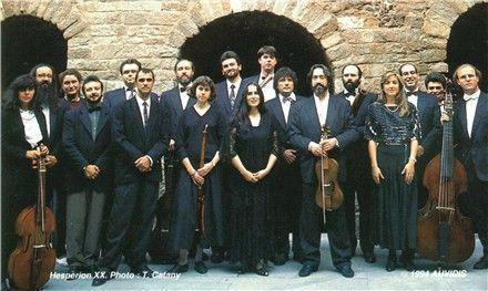 Música Antiga com Jordi Savall e o Hesperion XX: Folias & Canarios