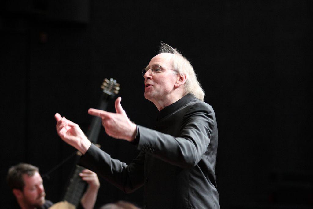 Andrew Parrott: um quinteto arrasador de CDs