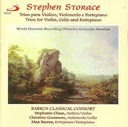 Trios For Violin, Cello and Fortepiano